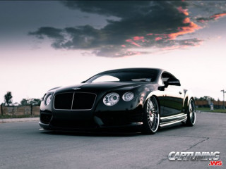 Bentley Continental GT Airlift