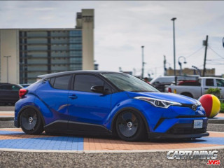 Toyota C-HR Airlift