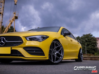 Tuning Mercedes-Benz CLA 220 C118 2020