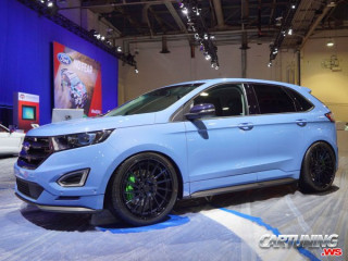 Tuning Ford Edge Sport 2015