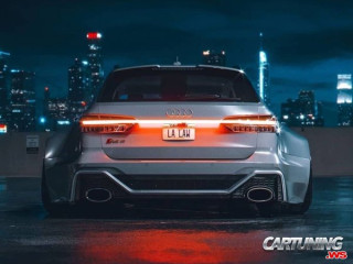 Audi RS6 C8 Wide body