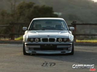 BMW 5 E34 Wide body