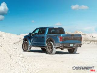 Tuning Ford F150 Raptor 2019