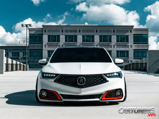 Stance Acura TLX