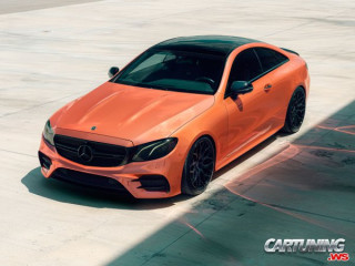 Tuning Mercedes-Benz E53 Coupe AMG C238