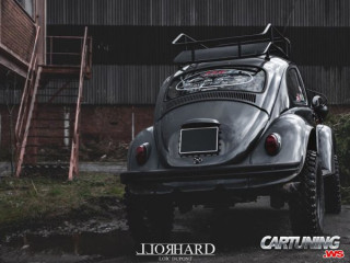 Custom Lifted Volkswagen Beetle