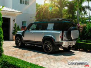 Tuning Land Rover Defender 110 2021