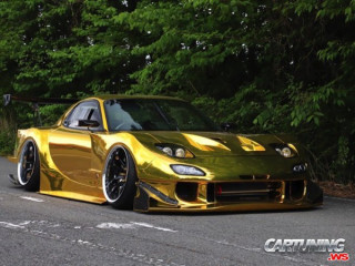 Mazda RX-7 FD3S Wide body