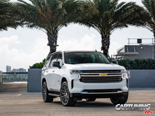 Tuning Chevrolet Tahoe 2021