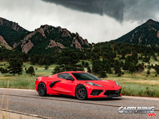 Tuning Chevrolet Corvette C8
