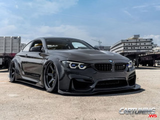 BMW M4 F82 Wide body