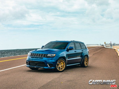 Tuning Jeep Grand Cherokee Trackhawk 2020