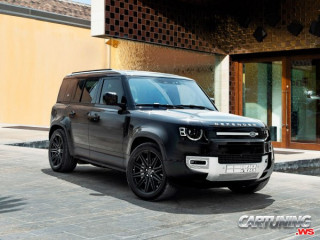 Tuning Land Rover Defender L663