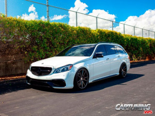 Tuning Mercedes-Benz E63 AMG Wagon S212