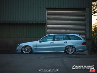 Mercedes-Benz E-Class Wagon S211 Airlift