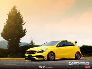 Mercedes-Benz A45 AMG W176 2016 Airlift