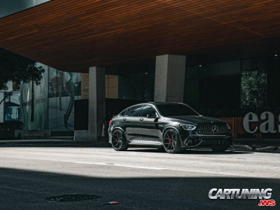 Tuning Mercedes-Benz GLC-Coupe 63s C253