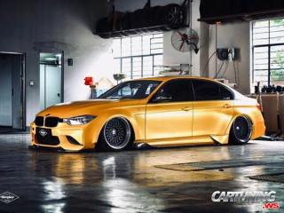 BMW M340i F30 Wide body