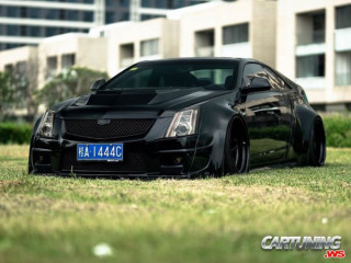 Cadillac CTS Coupe Widebody
