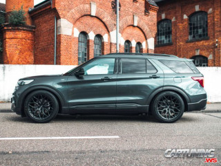 Tuning Ford Explorer Plug-In Hybrid 2020