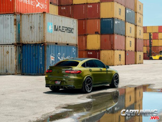 Tuning Mercedes-Benz GLC-Coupe 63s AMG C253 2020