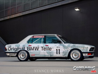 BMW 5 E28 Racing car
