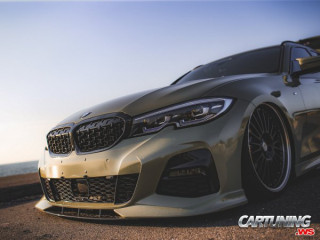 Stance BMW 318d Touring G21