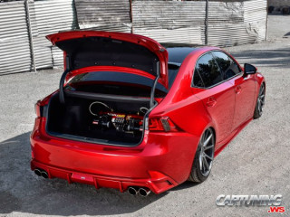 Lexus IS 350 F-Sport XE3 Airlift