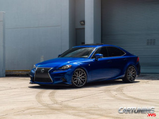 Tuning Lexus IS 350 F Sport 2016