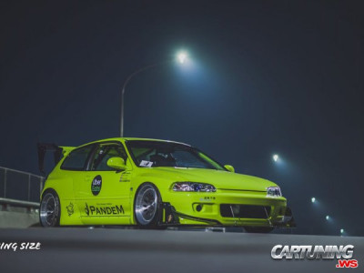 Honda Civic EG Wide body
