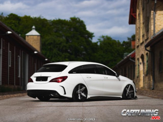 Tuning Mercedes-Benz CLA 220d Shooting Brake