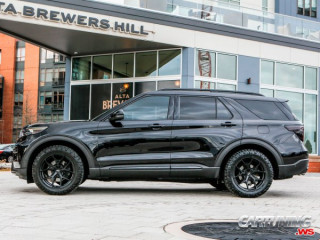 Tuning Ford Explorer ST 2021
