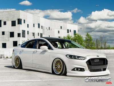 Tuning Ford Mondeo 5
