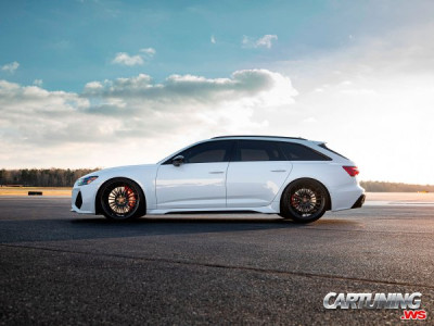 Tuning Audi RS6 2021