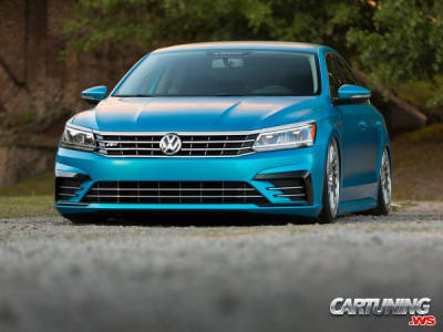 Volkswagen Passat USA on Airlift