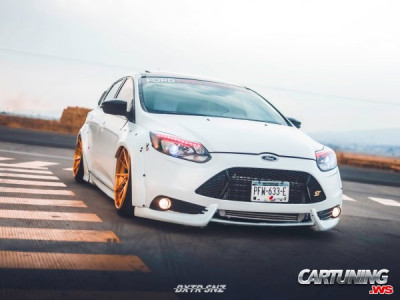 Ford Focus 3 ST Widebody