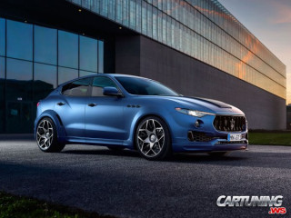 Maserati Levante Wide body