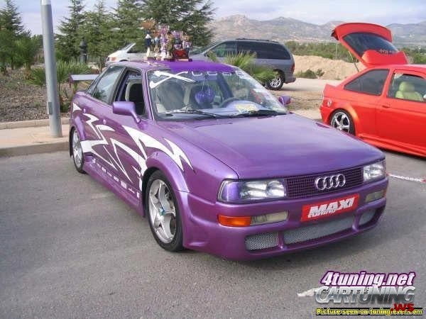 Tuning Audi 80 187 Cartuning Best Car Tuning Photos From