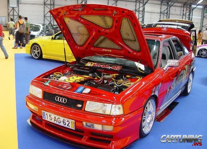 tuning audi 80 cartuning best car tuning photos from. Black Bedroom Furniture Sets. Home Design Ideas
