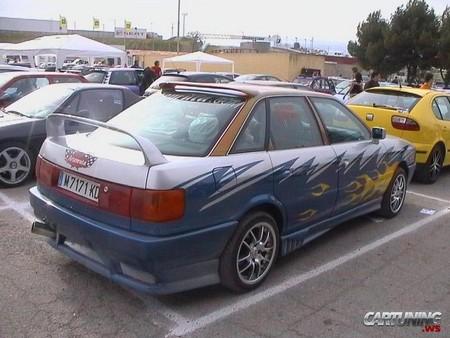 Tuning Audi 80