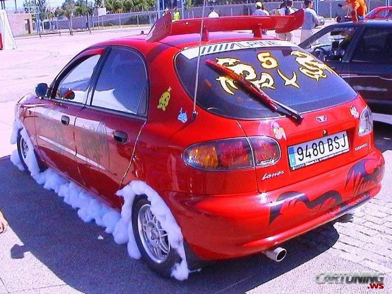 Renault Clio 1997 Tuning - Fotos de coches - Zcoches