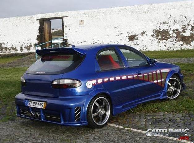 2001 Daewoo Lanos Sport. Retro Rides - daewoo