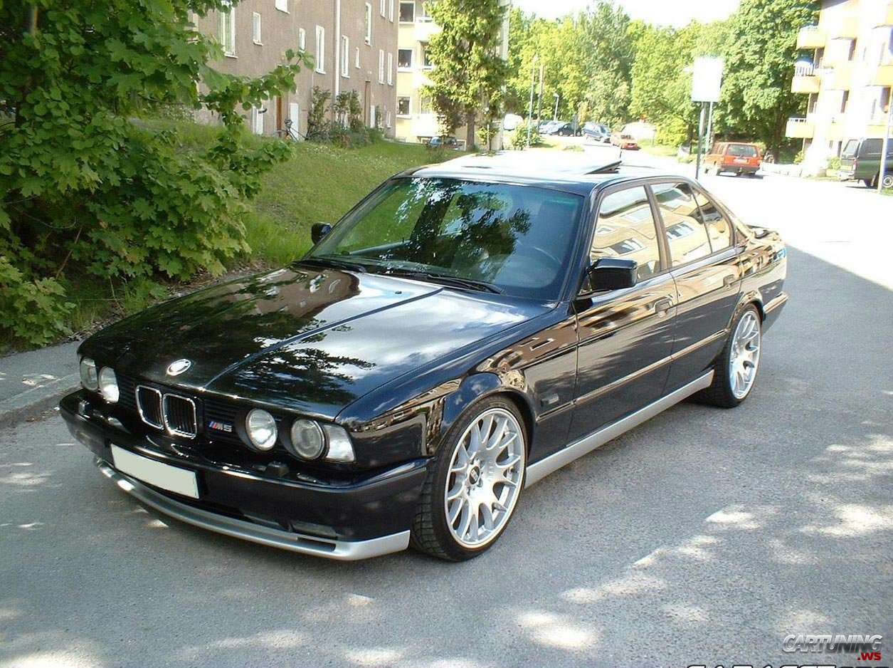 Tuning BMW 5 (E34) » CarTuning