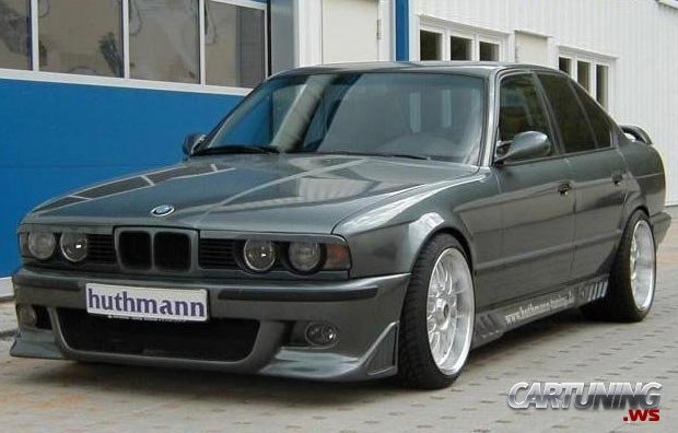 Tuning Bmw 5 E34 187 Cartuning Best Car Tuning Photos