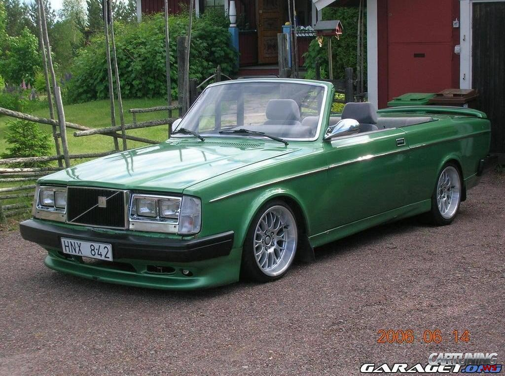 Tuning Volvo 242 187 Cartuning Best Car Tuning Photos From