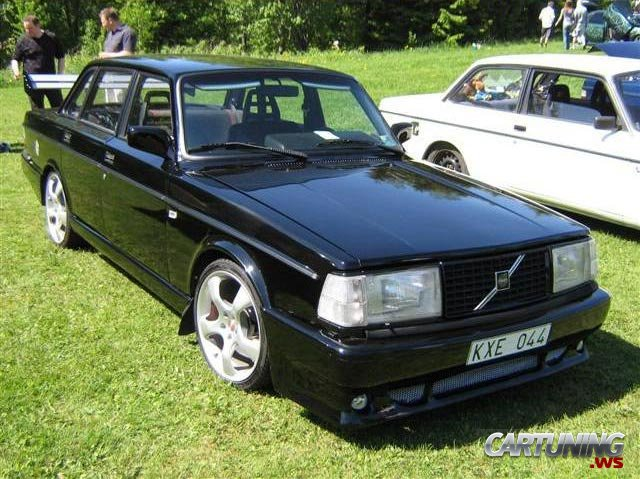 tuning volvo 244 cartuning best car tuning photos from. Black Bedroom Furniture Sets. Home Design Ideas