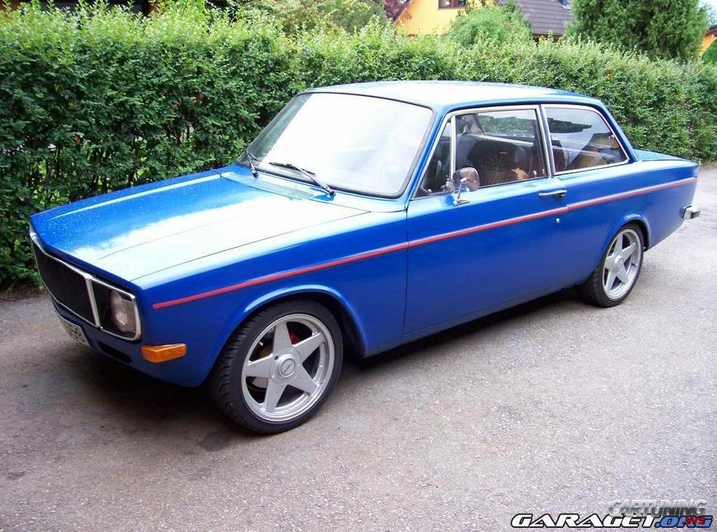 Tuning Volvo 142 187 Cartuning Best Car Tuning Photos From