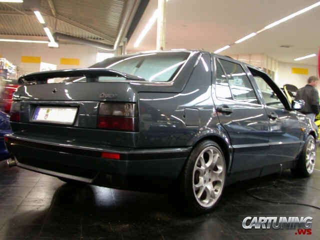 Tuning Fiat Croma CarTuning Best Car Tuning Photos From All The
