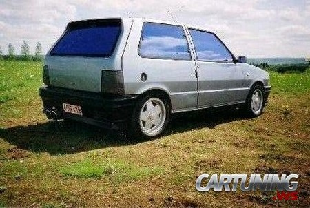 Tuning fiat uno turbo cartuning best car tuning photos from all tuning fiat uno altavistaventures