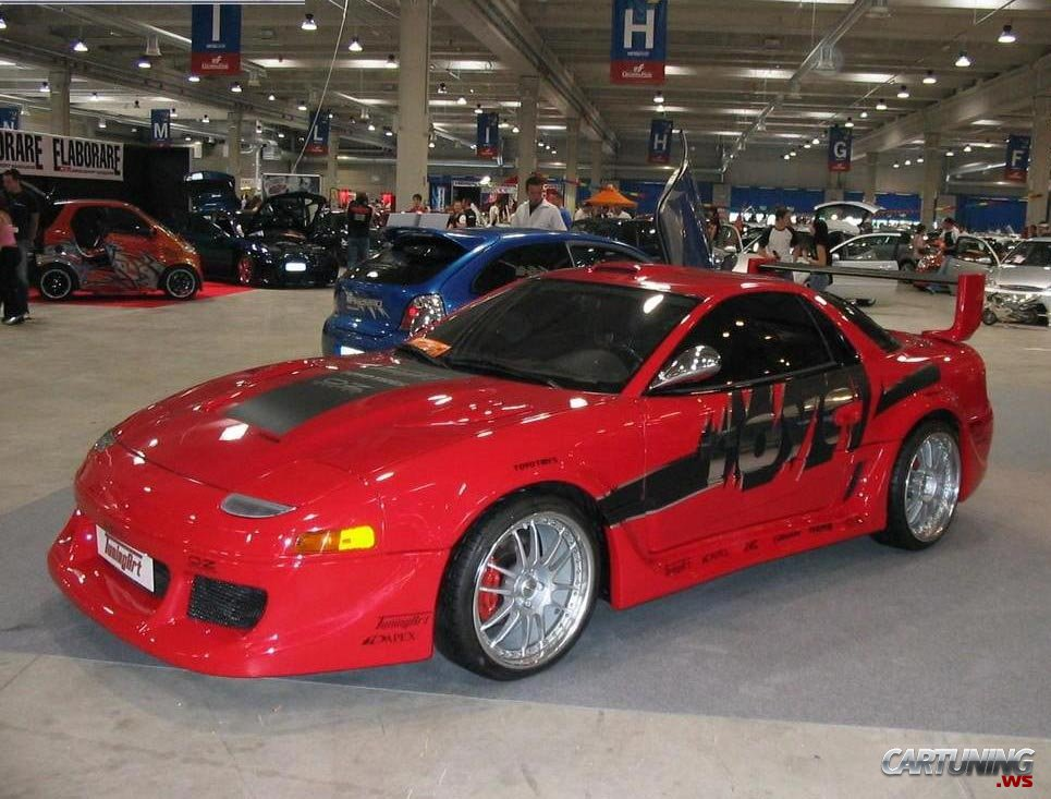 Tuning Mitsubishi 3000GT » CarTuning - Best Car Tuning Photos From All The World